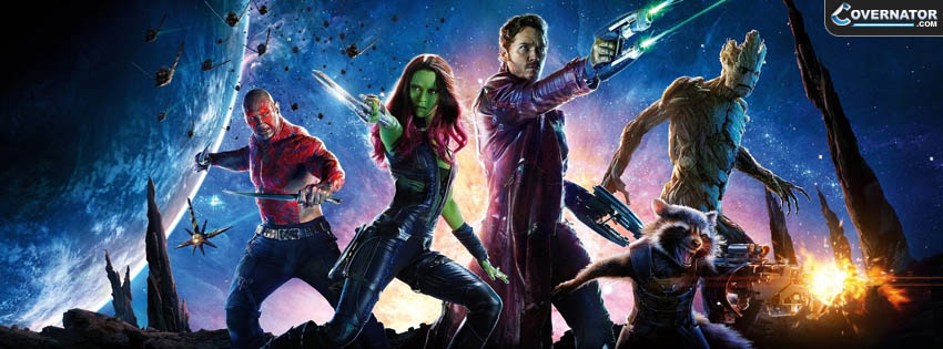 Guardians Of The Galaxy Cover Facebook Cover