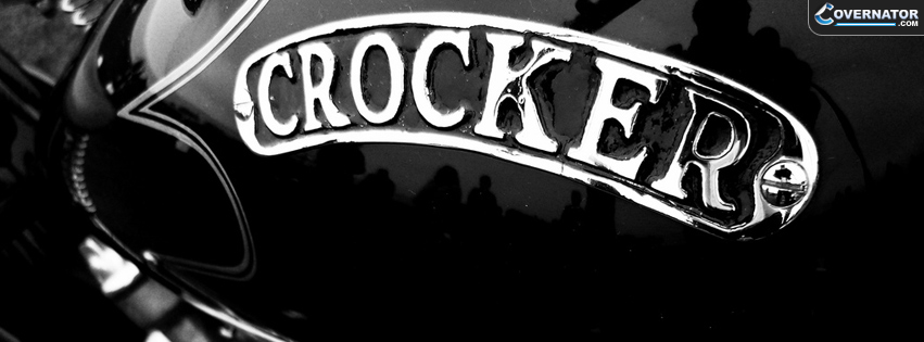 Crocker Facebook Cover