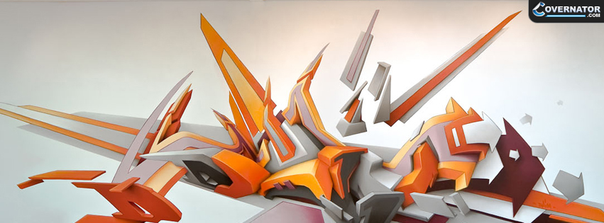Daim Graffiti Facebook Cover