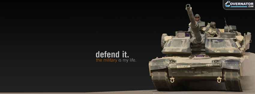 defend it Facebook cover