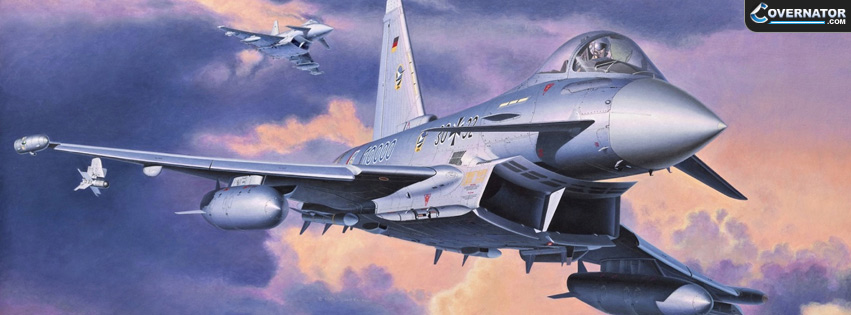 Eurofighter Typhoon Facebook Cover