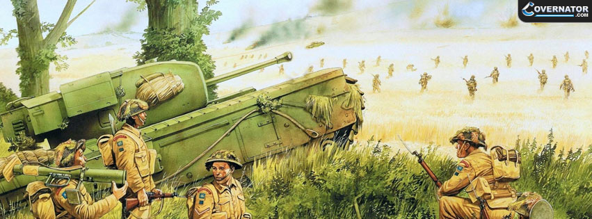 British Churchill Facebook cover