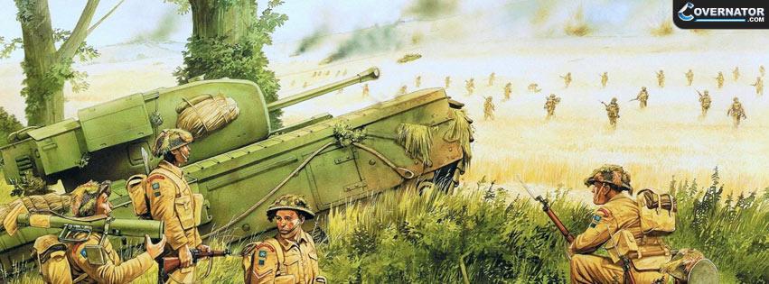 British Churchill Facebook Cover