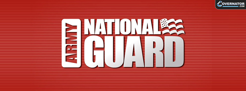 army national guard Facebook cover