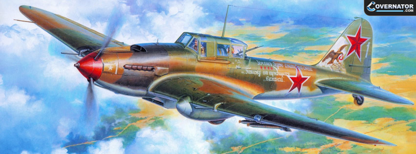 Il-2 Shturmovik Facebook cover
