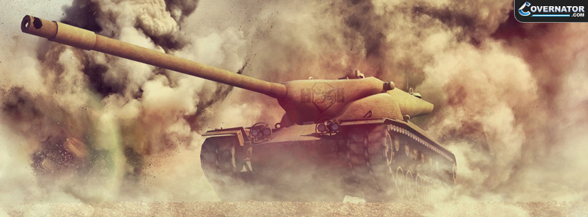 T57 Heavy Tank Facebook cover