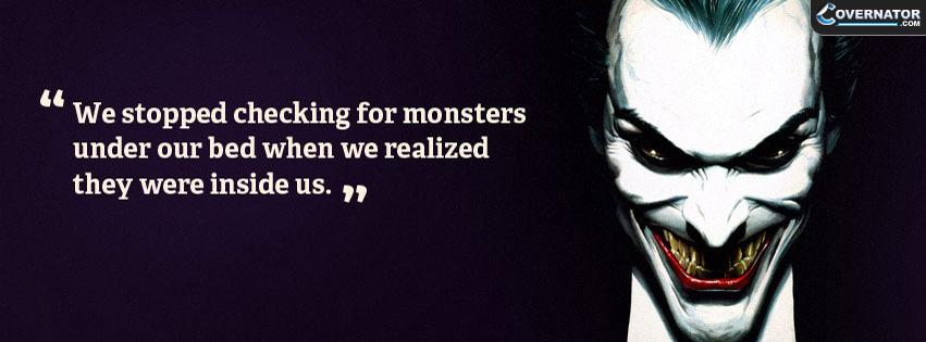 Joker Facebook cover