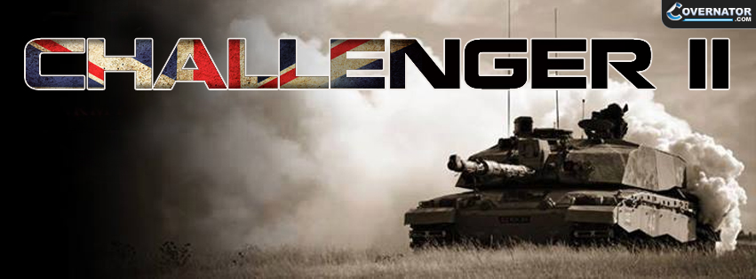 Challenger 2 Facebook Cover