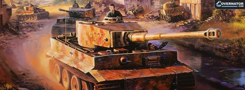 Panzerkampfwagen Ausf. E Facebook cover