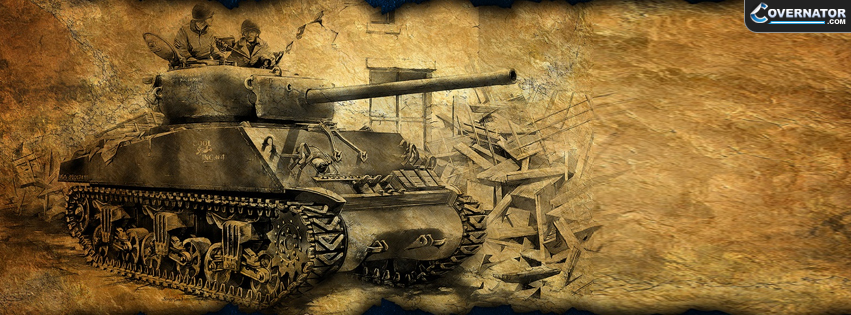 m4 Sherman Facebook Cover