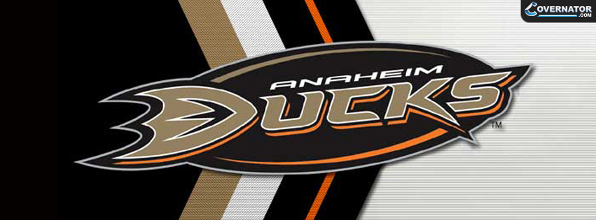 Anaheim Ducks Facebook Cover