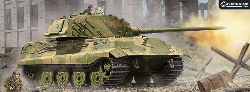 E-75 Standardpanzer Facebook cover