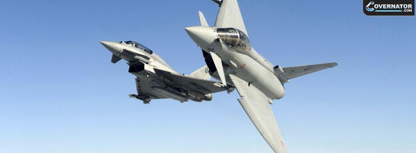 Eurofighter EF-2000 Typhoon Facebook Cover