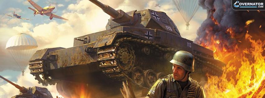 Blitzkrieg Facebook Cover