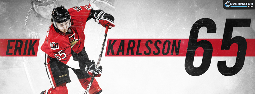 Erik Karlsson Facebook Cover