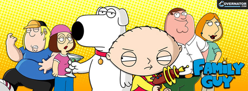 Family Guy Facebook cover