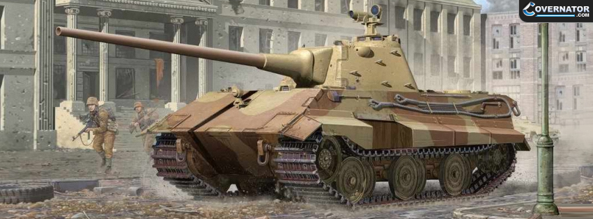 german e-50 panther Facebook cover