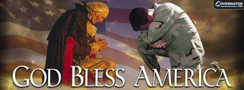 God Bless America Facebook Cover