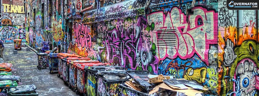 Graffiti Street Facebook cover