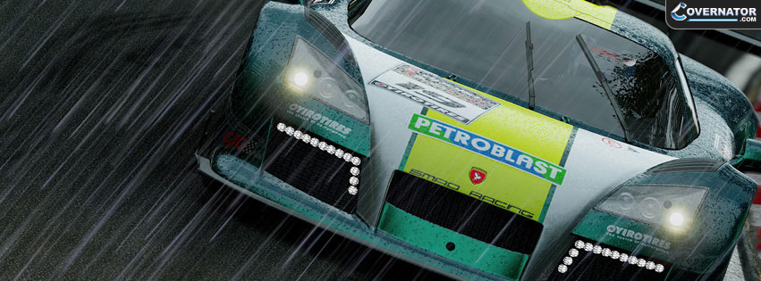 Gumpert Apollo Race Car Facebook Cover