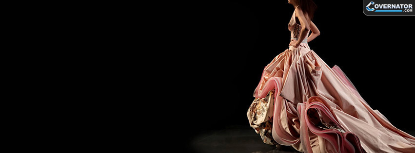 haute couture Facebook cover