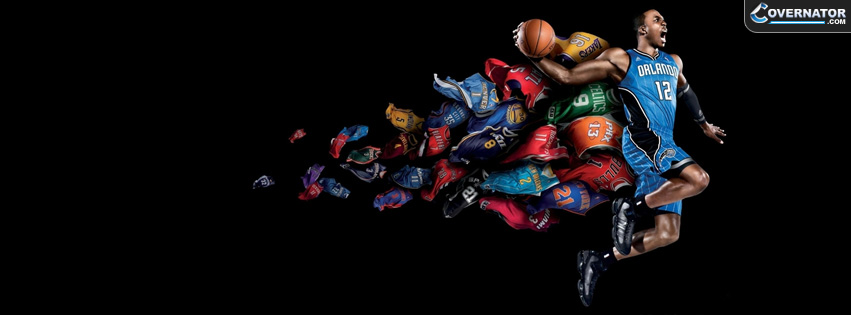 Dwight Howard Facebook cover