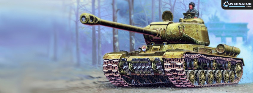 IS-2 Facebook Cover