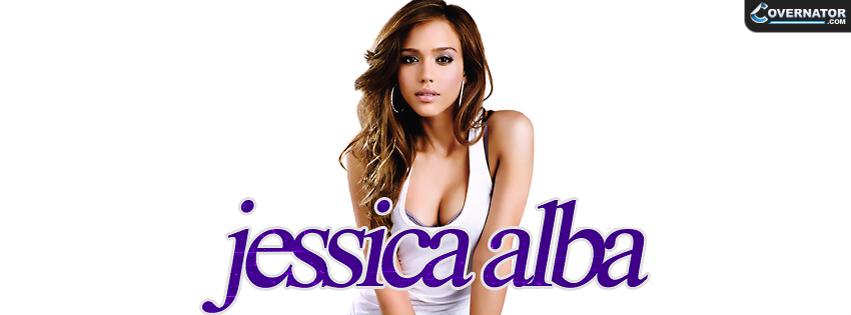 Jessica Alba Facebook Cover