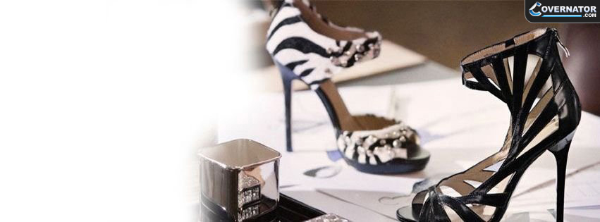 Jimmy Choo Heels Facebook Cover