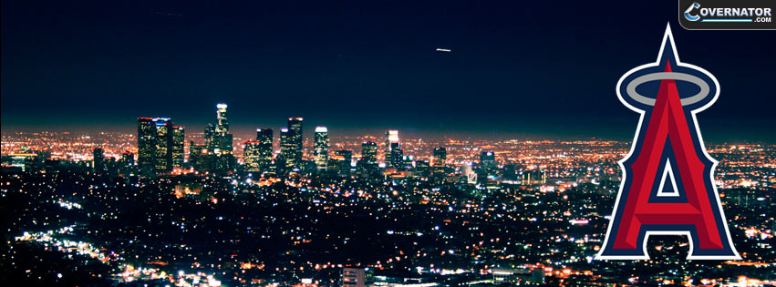 Los Angeles Angels Of Anaheim Facebook Cover