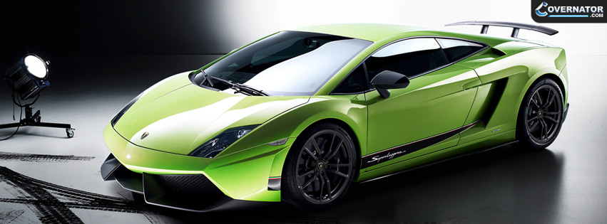 lamborghini gallardo superleggera Facebook cover