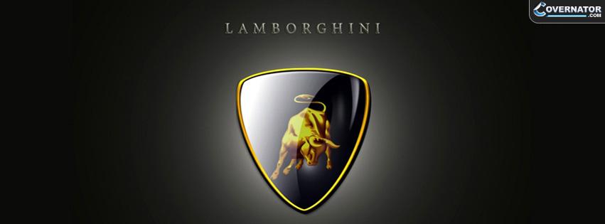 lamborghini logo Facebook cover