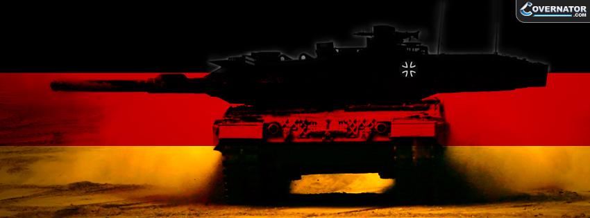 Leopard 2 Facebook cover