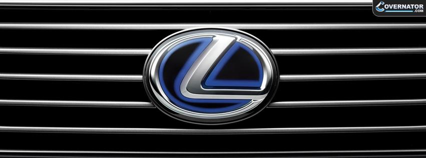 lexus hybrid logo Facebook cover
