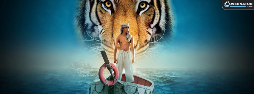 Life of Pi Facebook cover