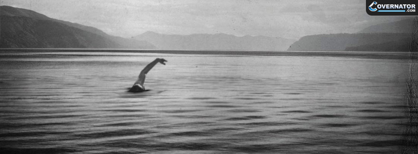 The Loch Ness Monster Facebook Cover