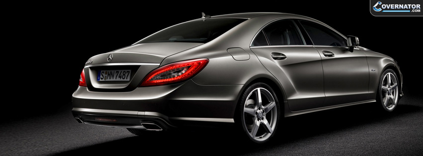 mercede-benz cls Facebook cover