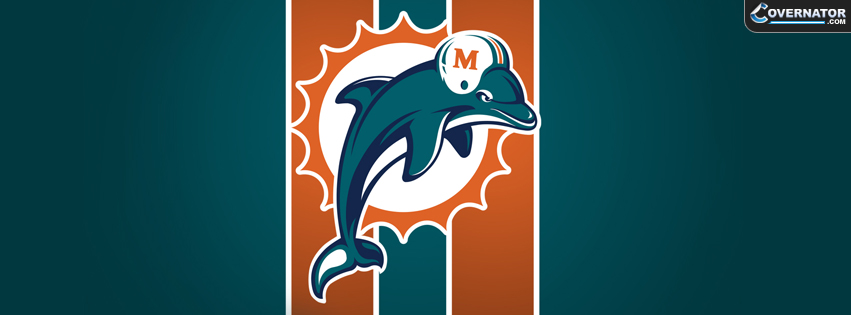 Miami Dolphins Facebook Cover