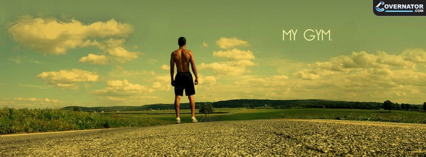 My Gym Facebook Cover