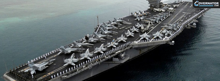 navy ship Facebook cover