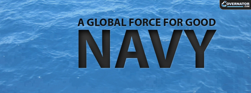 a global force for good Facebook cover