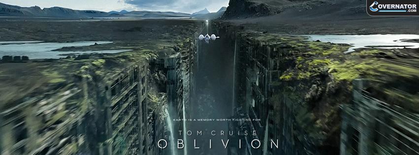 oblivion Facebook cover