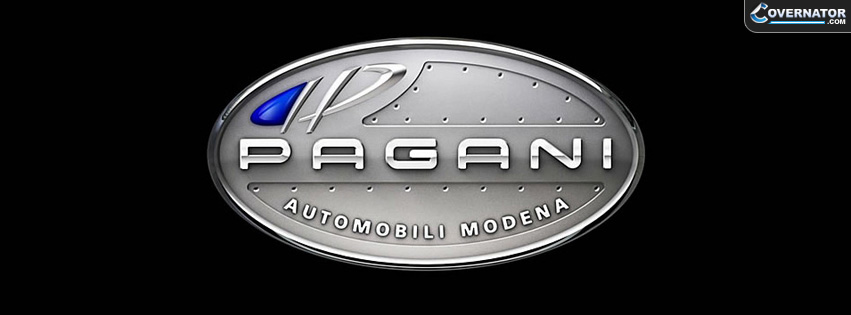 pagani logo Facebook cover