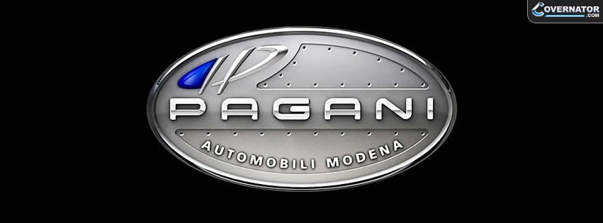 Pagani Logo Facebook Cover