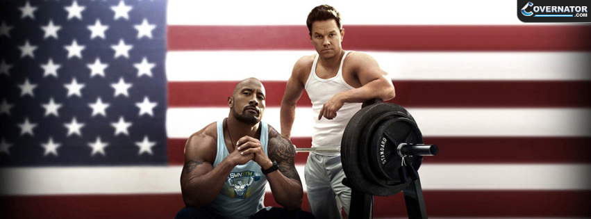pain and gain Facebook cover