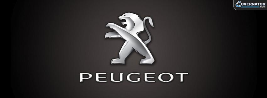 Peugeot Logo Facebook Cover