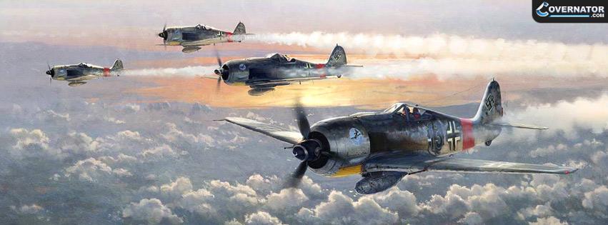 Focke Wulf 190 A-8 Facebook Cover