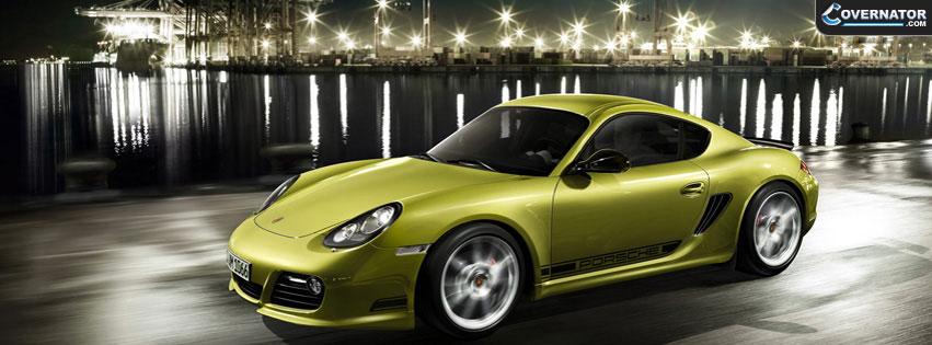 Porsche Cayman Facebook Cover