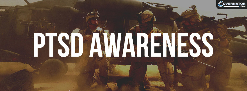 Ptsd Awareness Facebook Cover
