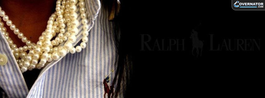 Ralph Lauren Pearls Facebook Cover